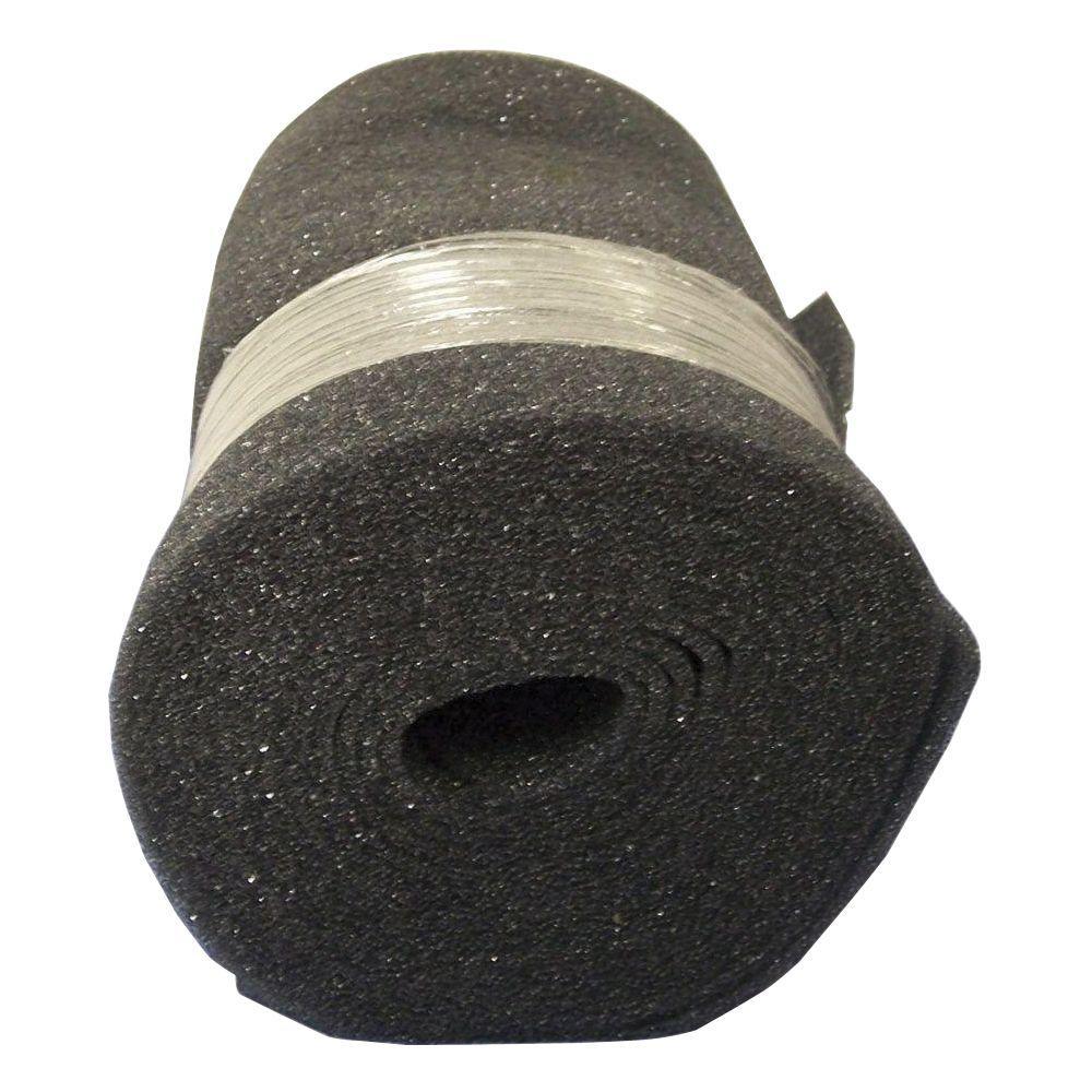 24 in. x 300 in. x 1/2 in. Foam Service Rolle (Case of 1)