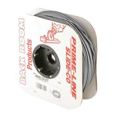 0.23 in. x 250 ft. Roll Gray Spline