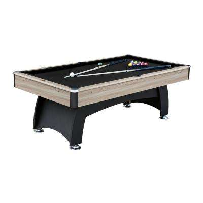7 ft. Modern Beechwood Pool Table