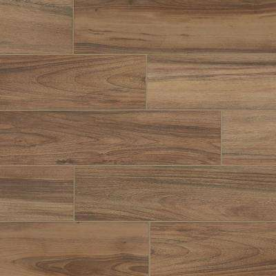Wood Tile Flooring The Home Depot - Daltile beachwood