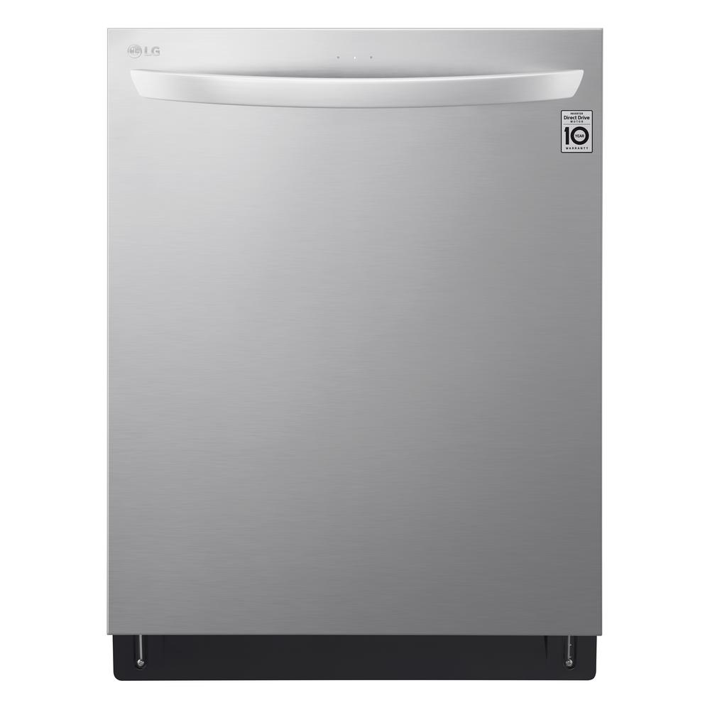 Lg Electronics Top Control Tall Tub Smart Dishwasher With Truesteam Circuit Board Joy Studio Design Gallery Best 3rd Rack Light