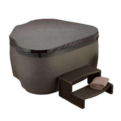 AR-300 Replacement Spa Cover - Walnut