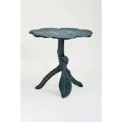 Cast Aluminum Butterfly Patio Table