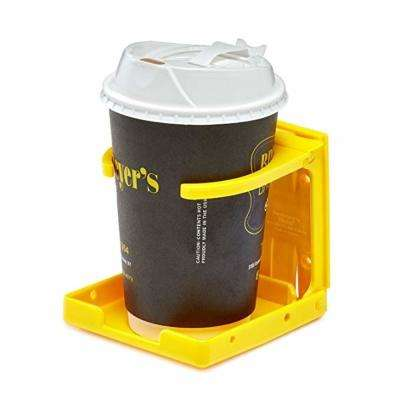 Adjustable Yellow Drink Holder
