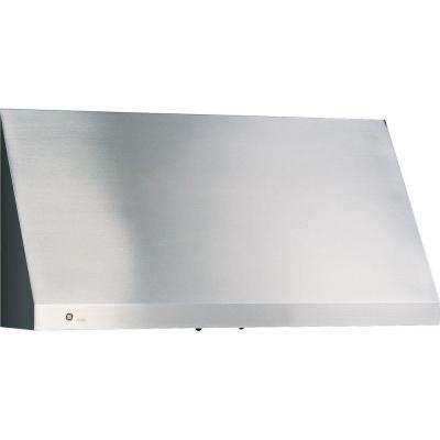 Profile 30 in. Designer Range Hood in Stainless Steel
