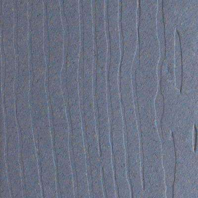 Vantage 1 in. x 5-3/8 in. x 1/4 ft. Cape Cod Gray Composite Decking Board Sample