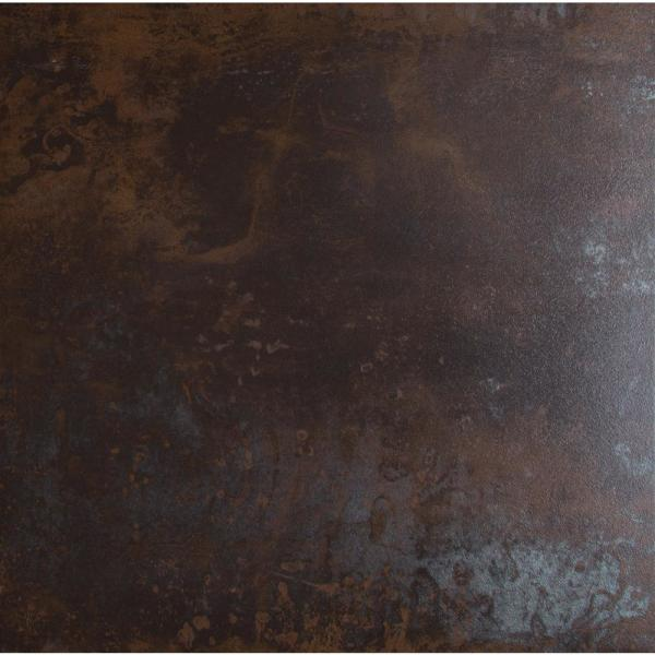 Antares Saturn Coal 20 in. x 20 in. Matte Porcelain Floor and Wall Tile (11.12 sq. ft. / case)