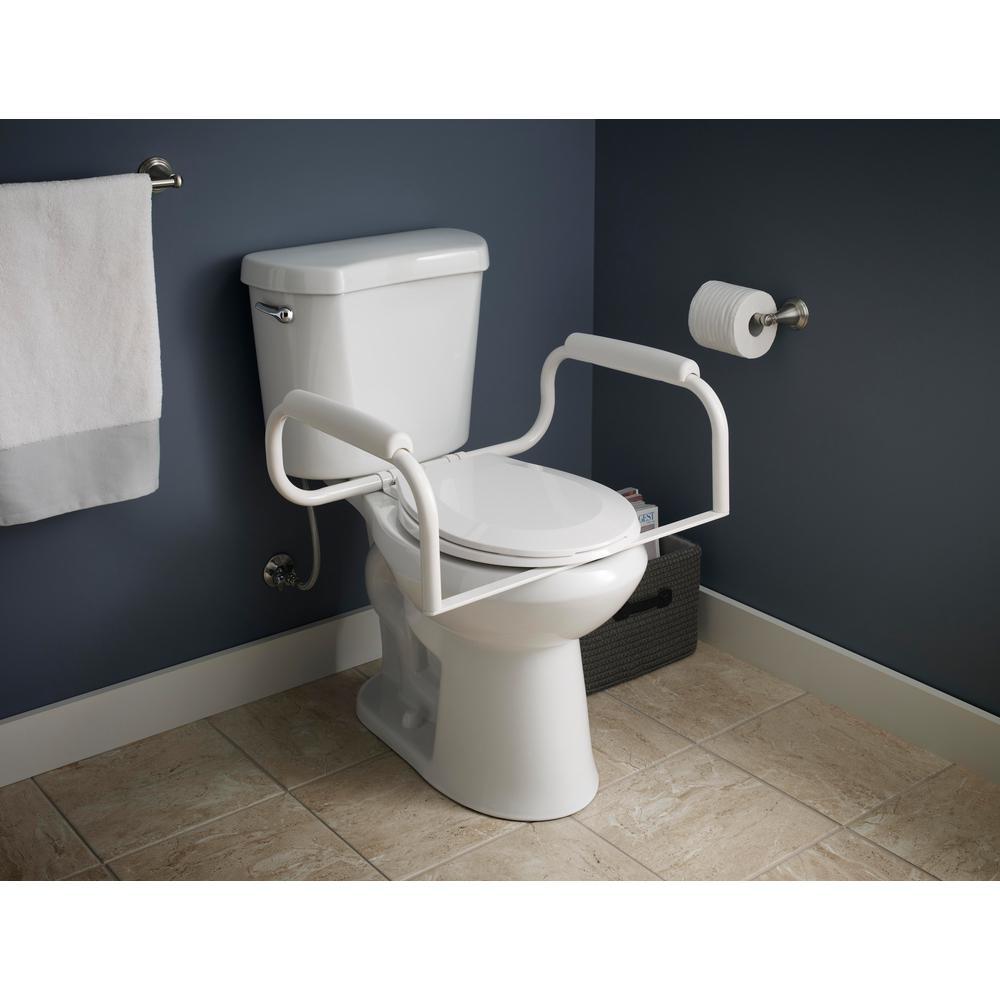 Toilet Safety Bar Delta 9.1 in
