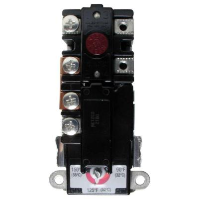 T-O-D H/HLC Single-Element Thermostat for Residential Water Heaters