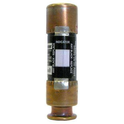 20 Amp EasyID Fusetron Dual Element Time-Delay Current Limiting Class RK5 Fuse 250-Volt Carded UL-Listed