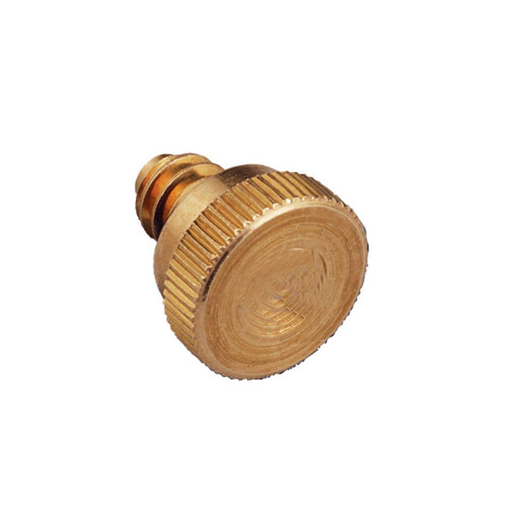 Orbit Brass Misting Nozzle Plugs (3-Pack)
