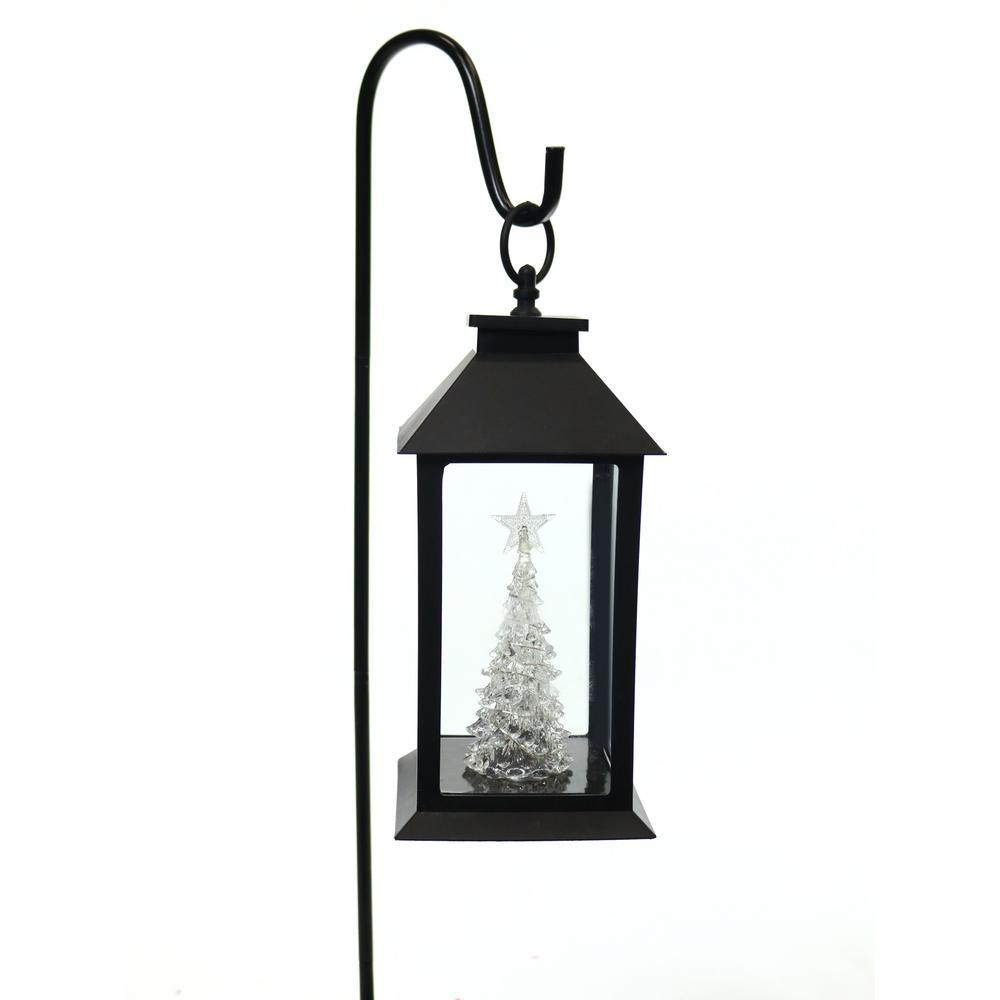 Christmas Tree Lantern Stake with Color Changing LED Lights
