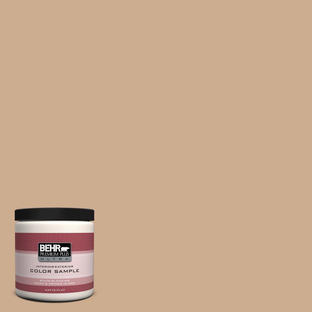 BEHR Premium Plus Ultra 8 oz. #PPF-42 Gathering Place Interior/Exterior Paint Sample