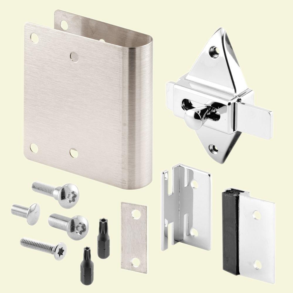 1 in. Inswing Round Edge Doors for Repair Kit