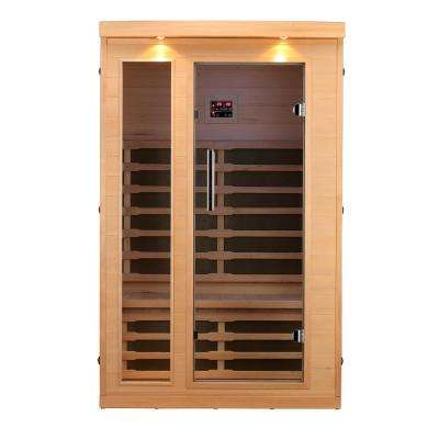 Huron 2-Person Far Infrared Sauna