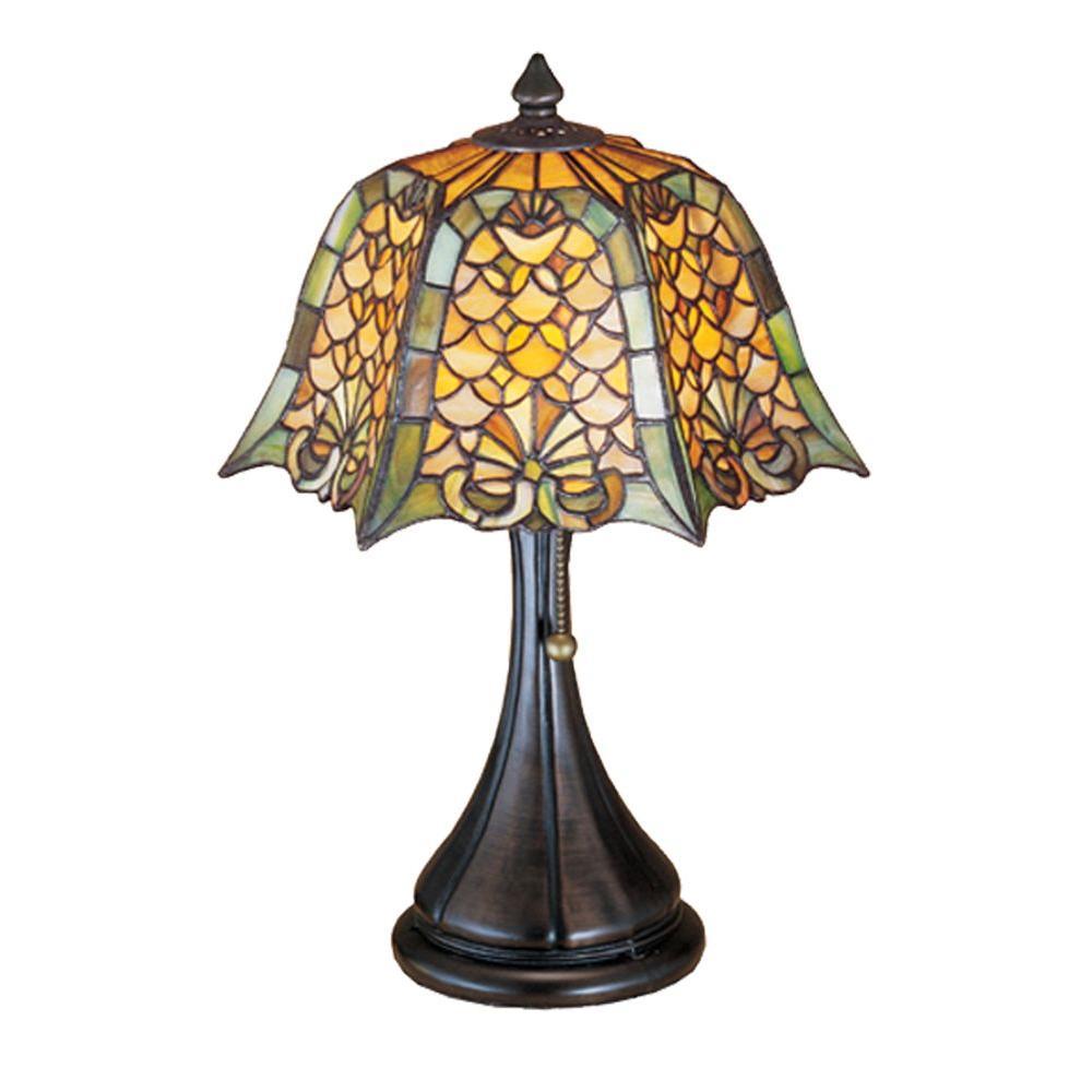Illumine 1 Light Duffner and Kimberly Table Lamp