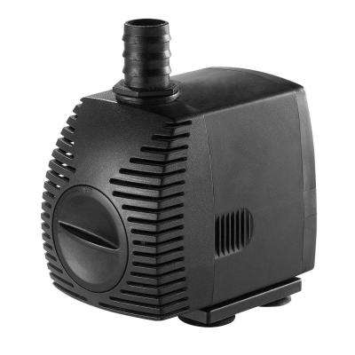 320 GPH Statuary Fountain Pump for Water Features
