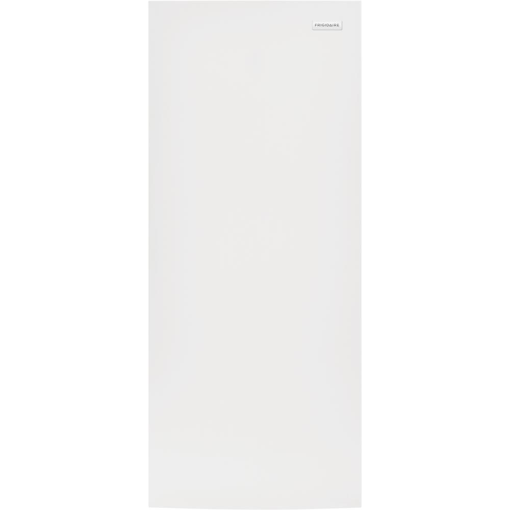 Frigidaire 13 cu. ft. Frost Free Upright Freezer in White with Reversible Door