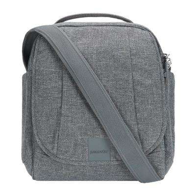 Metrosafe LS200 Dark Tweed Tote Bag