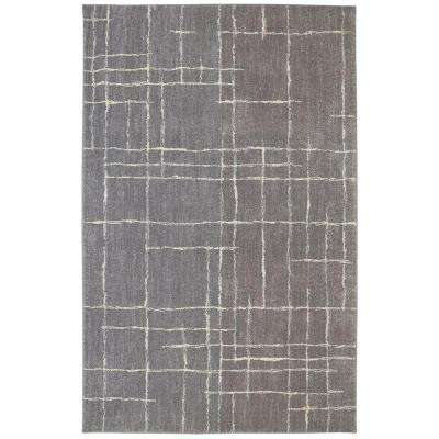 Chatham Grey 5 ft. x 8 ft. Indoor Area Rug