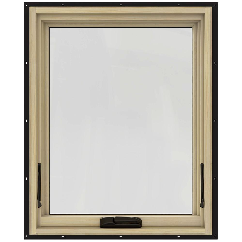 24.75 in. x 30.75 in. W-2500 Awning Clad Wood Window