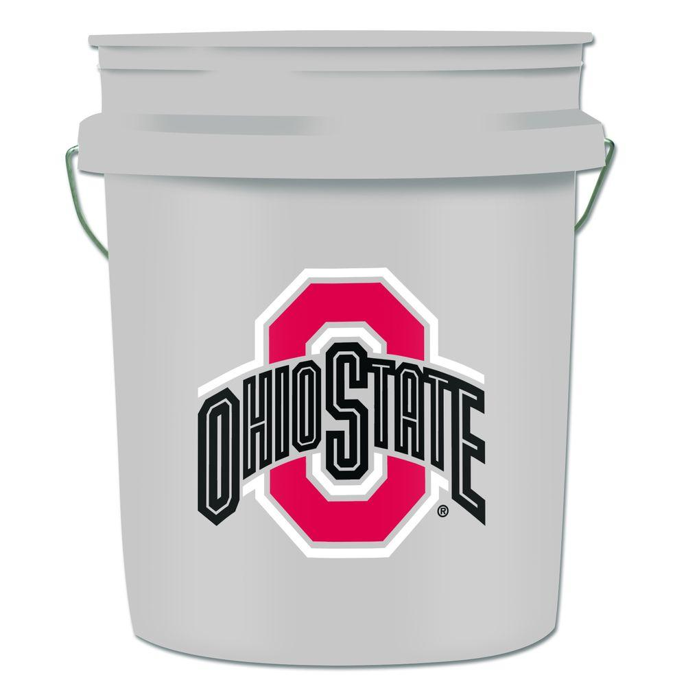 Ohio State 5-gal. Bucket (3-Pack)
