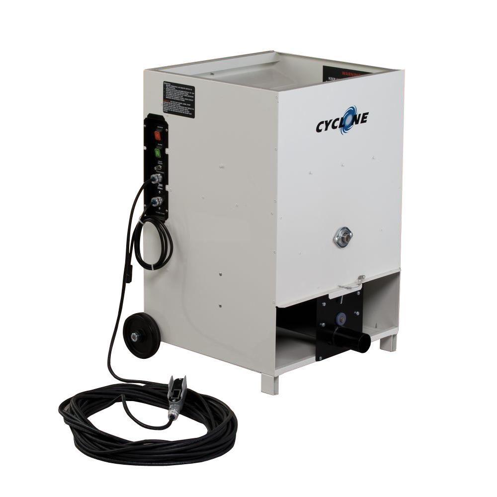Intec Cyclone Insulation Blower Machine K81018 The