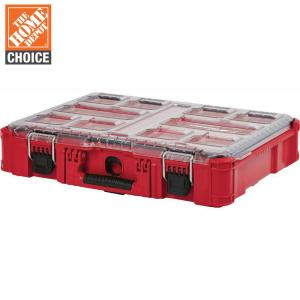 Deals on Milwaukee PACKOUT 11-Compartment Small Parts Organizer