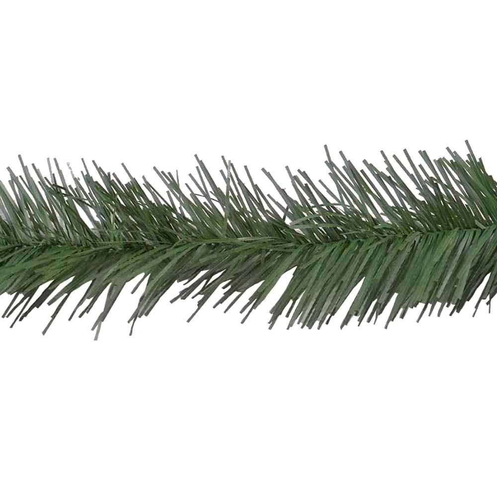 the best attitude bf061 83f57 Home Accents Holiday 50 ft. Unlit Artificial Christmas Rope Garland