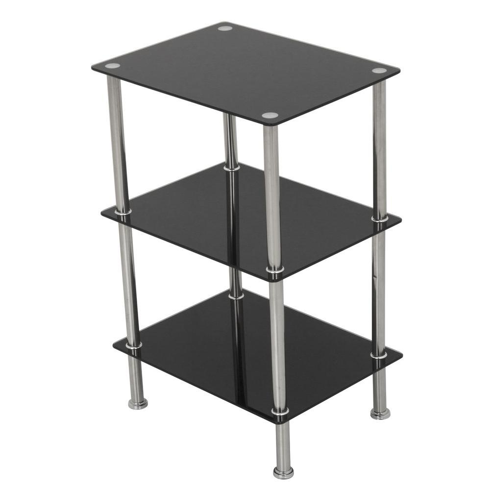D Small 3 Tier Shelving Unit