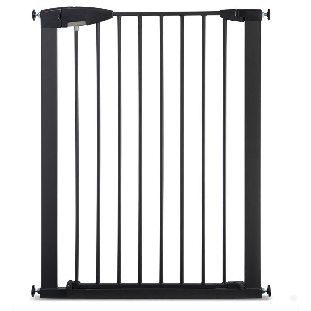 Munchkin 36 in. Easy Close XL Baby Gate, Black