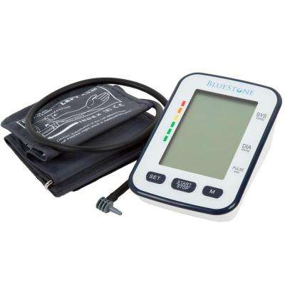 5 in. x 8.5 in. Automatic Upper Arm Blood Pressure Monitor