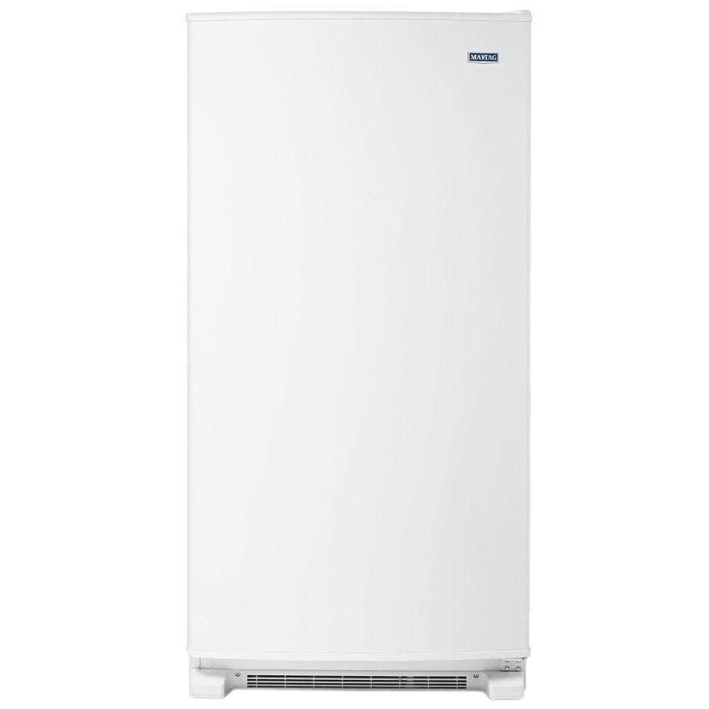 Maytag 19.7 cu. ft. Frost Free Upright Freezer in White