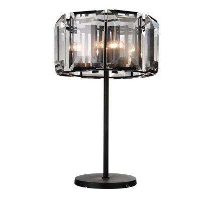Jacquet 31 in. Black Table Lamp