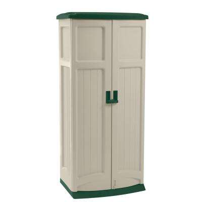 2 ft. 9 in. x 2 ft Resin Vertical Storage Shed
