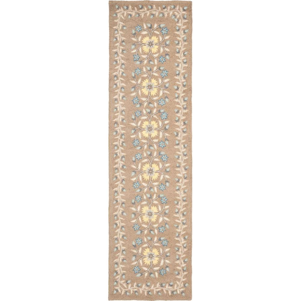 Folklore Monk's Cloth 2 ft. 3 in. x 8 ft. Rug