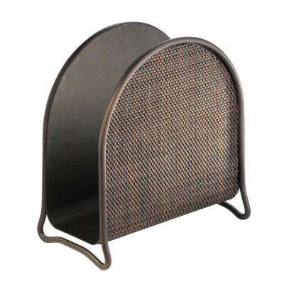 Twillo Napkin Holder in Bronze