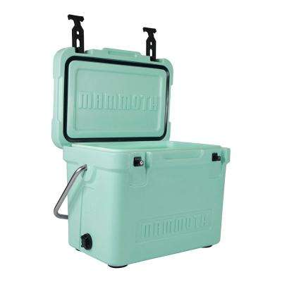 Cruiser Series 20 qt. Chest Cooler in Seafoam