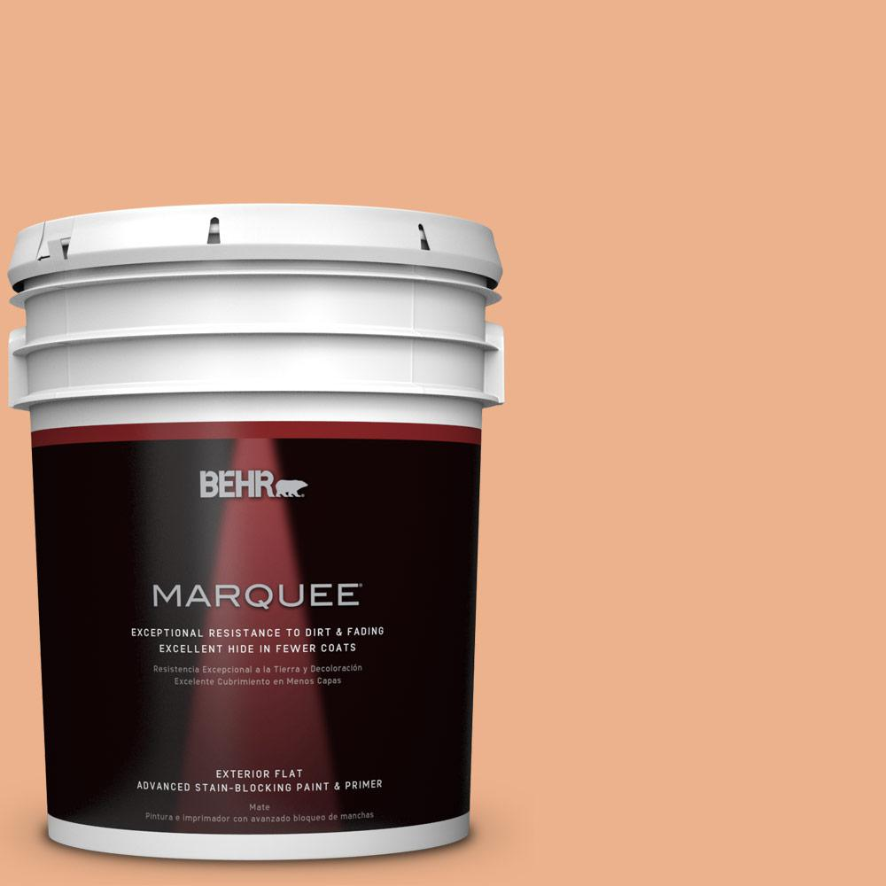 5-gal. #M220-4 Trick Or Treat Flat Exterior Paint