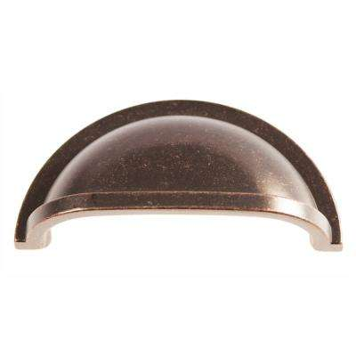 Williamsburg Collection ... - Copper - Drawer Pulls - Cabinet Hardware - The Home Depot