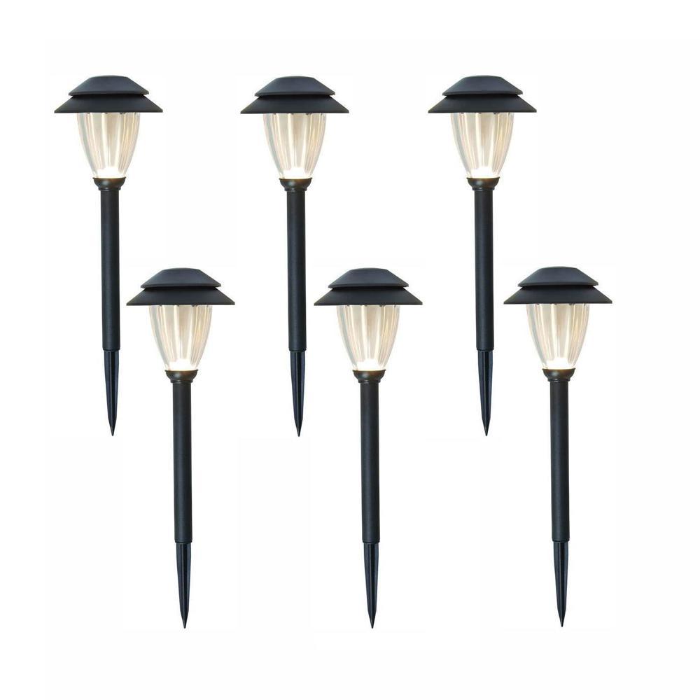 Hampton Bay Low Voltage Black Outdoor