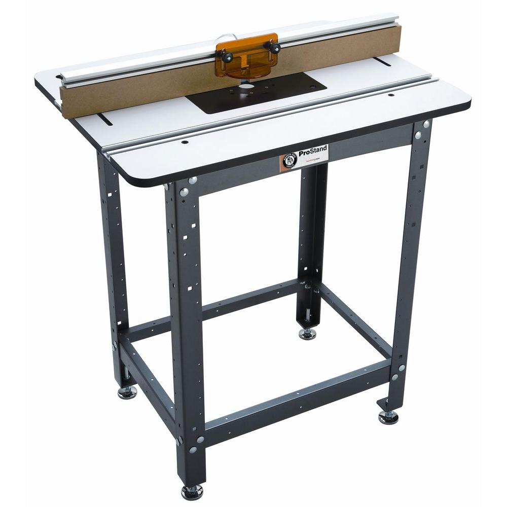 Bench Dog ProTop Phenolic Router Table with ProFence and ProStand