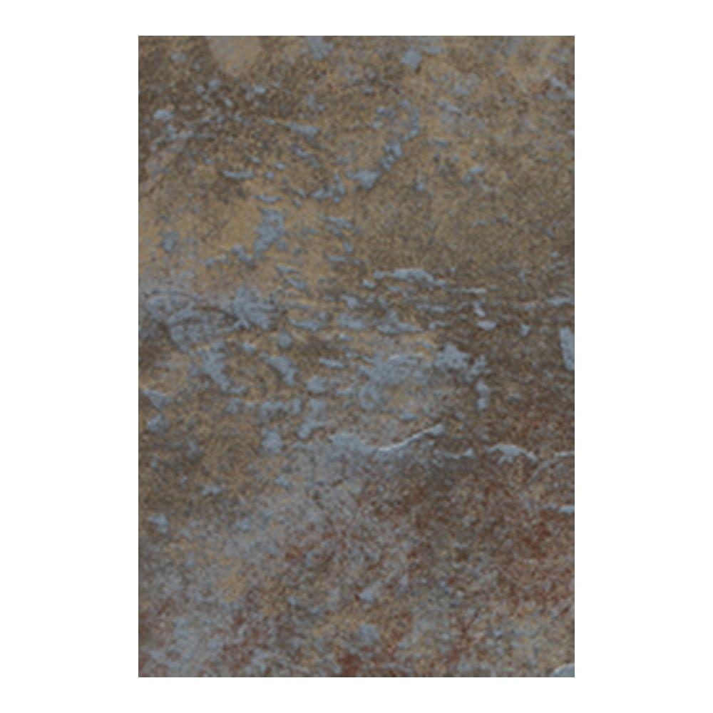 Daltile Continental Slate Tuscan Blue 12 in. x 18 in. Porcelain Floor and Wall Tile (13.5 sq. ft. / case)