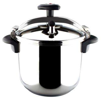 Star 8 Qt. Stainless Steel Stovetop Pressure Cookers