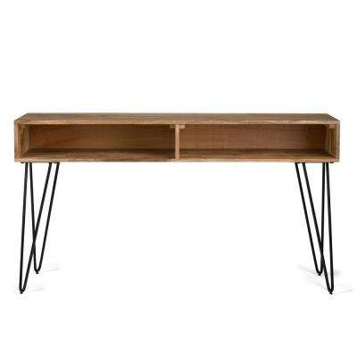 Hunter Natural Console Sofa Table