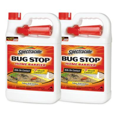 Bug Stop 256 oz. RTU Home Insect Control (2-Pack)
