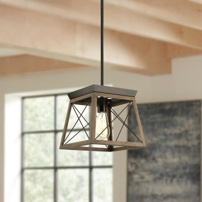 Briarwood Collection One-Light Mini-Pendant