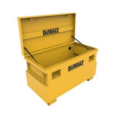 48 in. Heavy Duty Job Site Box