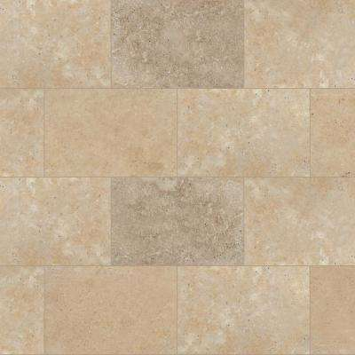 24 in. x 16 in. x 1.18 in. Mediterranean Walnut Tumbled Travertine Paver Tile (60-Pieces/160.2 sq. ft./Pallet)