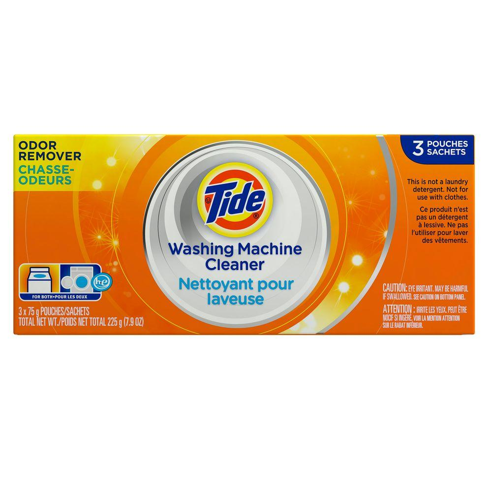 Tide Washing Machine Cleaner 3 Pack